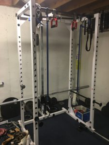My Powerline Power Rack Home Gym
