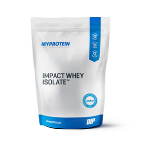 Bag of MyProtein Whey Isolate